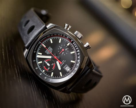 tag heuer on tag heuer monza 40th anniversary calibre 17