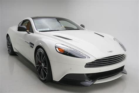 Msrp Aston Martin by 2016 Aston Martin Vanquish New Car Save Big 331000
