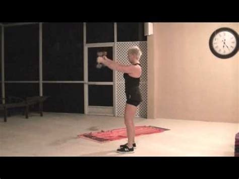 dumbbell skier swing dumbbell skier swing youtube