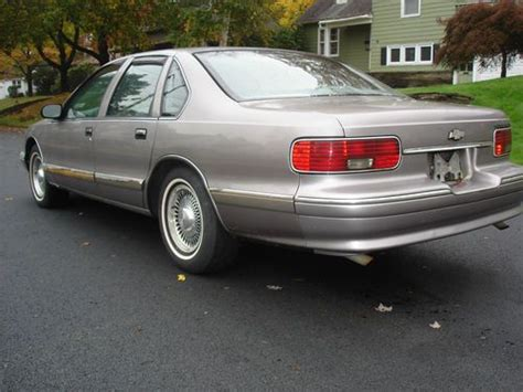 how cars engines work 1996 chevrolet caprice classic head up display purchase used 1996 chevrolet caprice classic lt1 engine 1 owner loaded w 62k original miles in