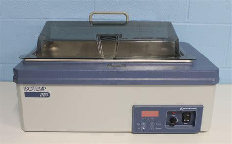 Refurbished Fisher Scientific Isotemp 220 Water Bath