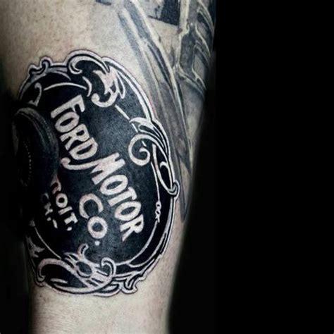 motorsport tattoo designs tattoos 1903 ford motor company emblem 106636