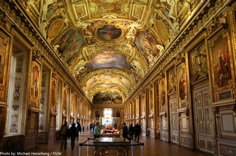 Louvre Interior by Interesting Facts About The Louvre Just Facts