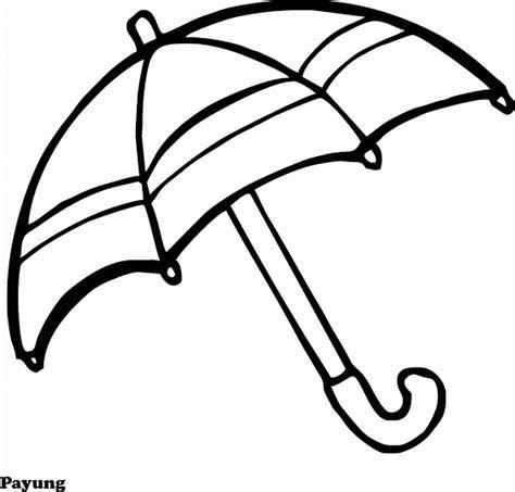 Payung Anak Hologram Gambar Kartun mewarnai gambar payung musim hujan soalnya contoh