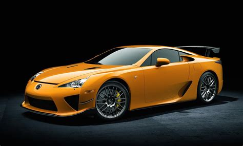 lexus lfa n 252 rburgring limited edition official specs