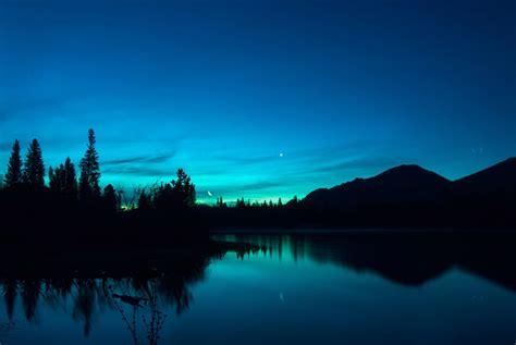 surreal aurora borealis hd wallpaper