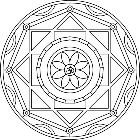 Dibujo cerca de: Mandalas   Buscar con Google   Mandala