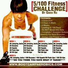 100 floor challenge workout 112 best workout challenge images on in 2018