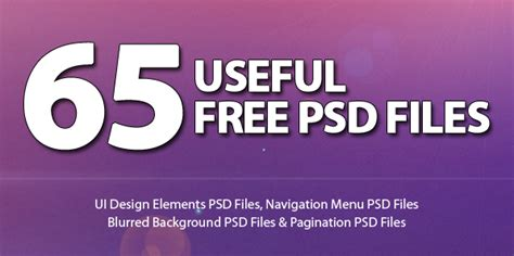 Graphics Design Psd File Free Download | free psd files 65 useful ui design psd files for download