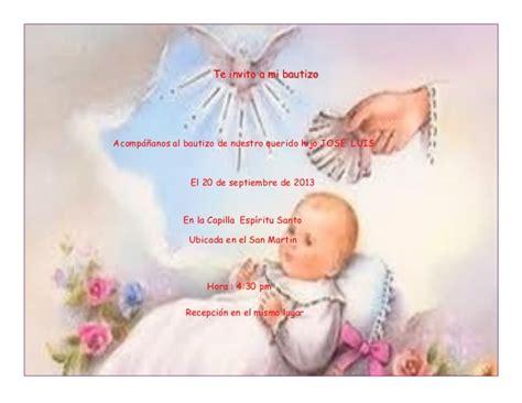5 aspectos clave en el bautizo de tu beb 233 10restaurantes es tarjeta de invitacion