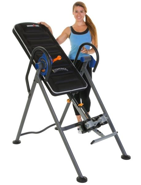 Ironman Icontrol 500 Inversion Table Review Inversion Table Review