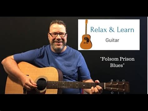 learn guitar youtube folsom prison blues guitar lesson lesson from relax and