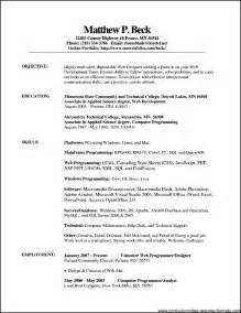 resume template libreoffice student resume template