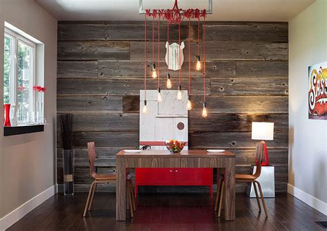 Wall For The Dining Room by 10 Dining Rooms With Snazzy Striped Accent Walls