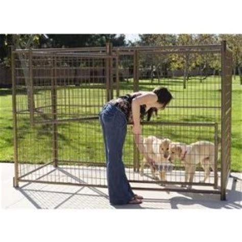 backyard dog pens outdoor dog kennels and cages mad progress