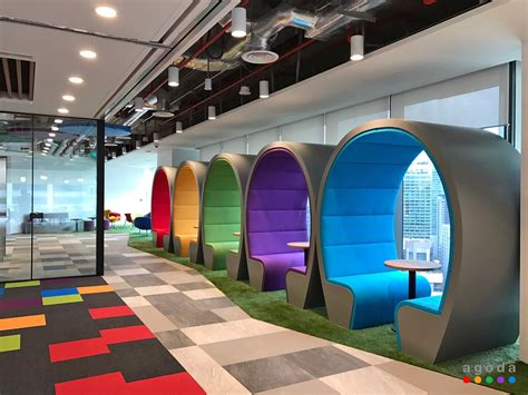 agoda career inside our brand new singapore office guoco tower