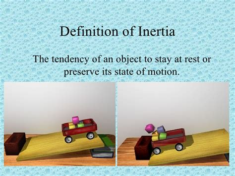 object biography definition inertia 2
