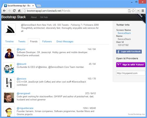 bootstrap templates for asp net master page github servicestackapps socialbootstrapapi bootstrap c