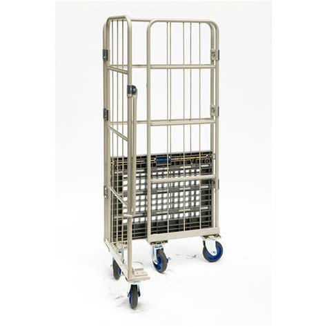 Kantong Plastik 60 X 100 prestar rullecontainer 80x60x170 cm plastik ergolift