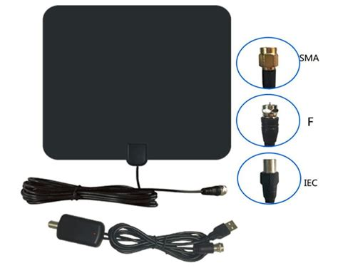 Antena Digital Hdtv Antenna Wiring Diagram Hdtv Reception In My Area