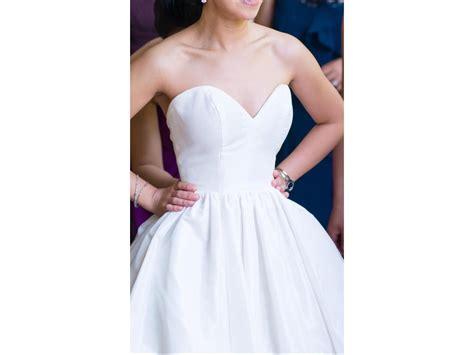 Donela Dress No 180 essense of australia d1606 180 size 6 used wedding dresses