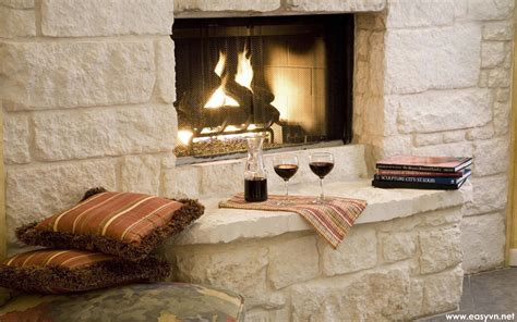 fireplace cozy download free beautiful living rooms wallpapers most