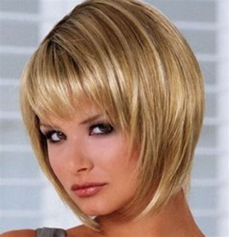 stacked layered hair styles with short bangs stacked haircut with bangs haircuts models ideas