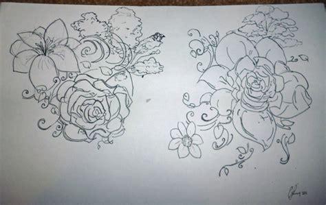 Tattoo Designing Basics   2 basic tattoo designs by deadman20 on deviantart