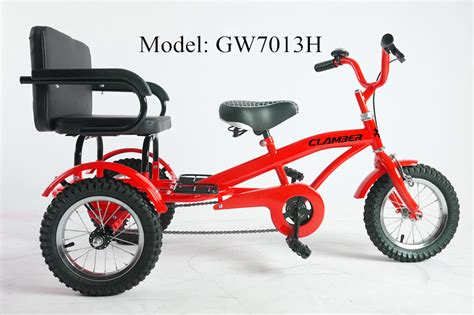 trike with back seat image gallery 2 seater trike