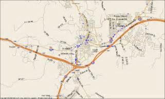 us map flagstaff arizona flagstaff arizona map