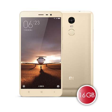 Xiaomi Note Lima A Gold Ram 2gb 16gb Murah Terbaru buy xiaomi redmi note 3 16gb rom 3gb ram gold redmi note 3 price