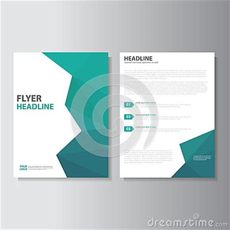 Credit Card Size Brochure Template Vector Leaflet Brochure Flyer Template A4 Size Design Annual Report Book Cover Layout Design