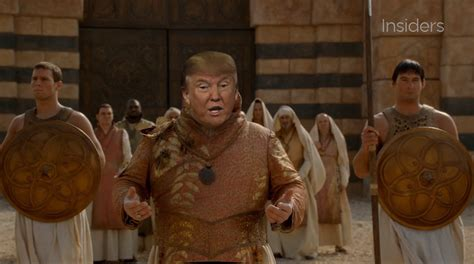 donald trump game donald trump occupies westeros in quot winter is trumping