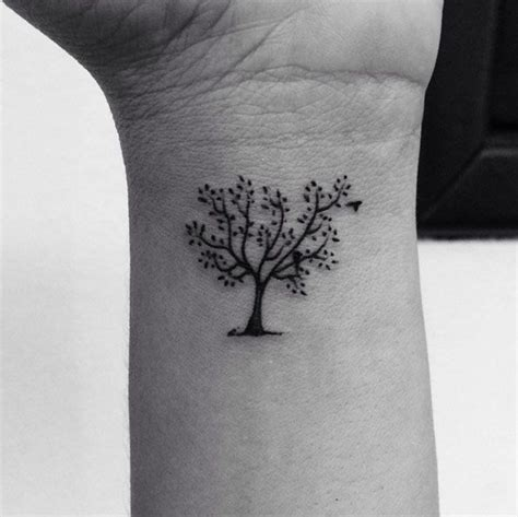 small oak tree tattoo best 25 small tree tattoos ideas on tree