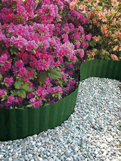 bordure giardino plastica bordura giardino in plastica tenax