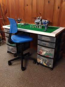 Paint Kitchen Cabinets Ideas Brilliant Diy Tables For Storing And Playing With Lego
