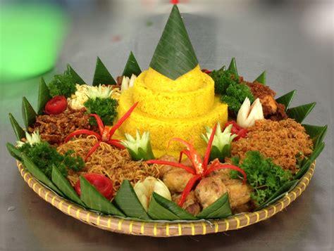 cara buat nasi kuning tawau nasi tumpeng thinglink