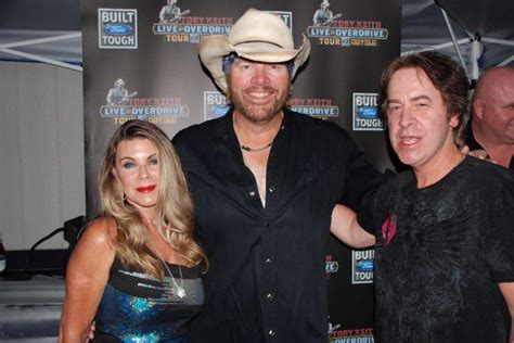 toby keith and wife toby keiths wife and kids