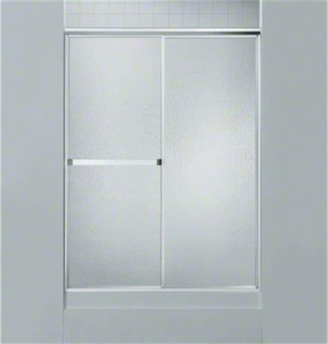 Sterling Standard Sliding Shower Door Height 65 Quot Max Shower Door Height
