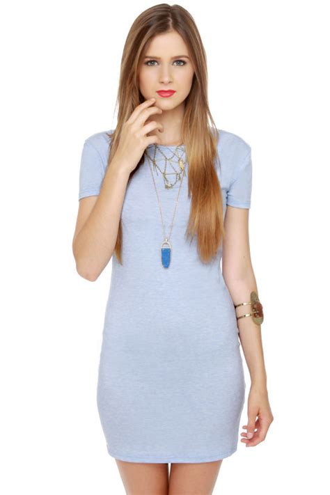 Dress Blue 31 sleeve dress light blue dress 31 00