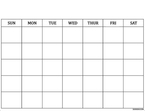 Calendar Docs Doc 450350 Printable Calendar January 2018 Calendar