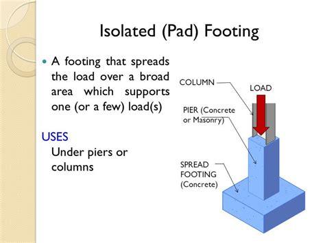 pier vs column pier beam foundations concrete slab repairs pier