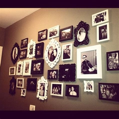 wall decor collage wall decor photo collage for the home pinterest