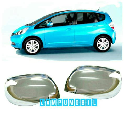 Spion Honda Crv 2008 1pc 2 jual harga cover spion honda jazz rs 2008 2014 chrome pinassotte