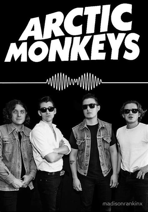 Arctic Monkeys White arctic monkeys poster randomness house