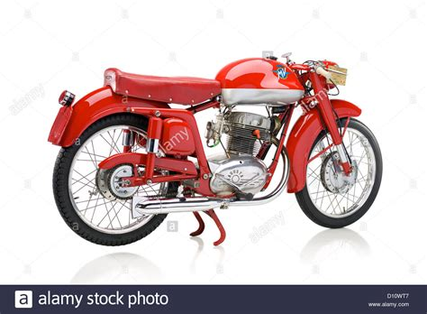 mv agusta disco volante 1954 mv agusta 175 disco volante cs motorcycle stock photo