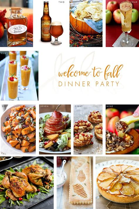 elegant dinner party menu ideas welcome to fall dinner party the perfect menu dinner