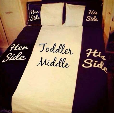 his side her side bed his side her side toddler middle mommy octopus