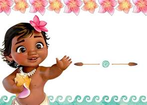 baby birthday invitations templates free free moana birthday invitation template drevio