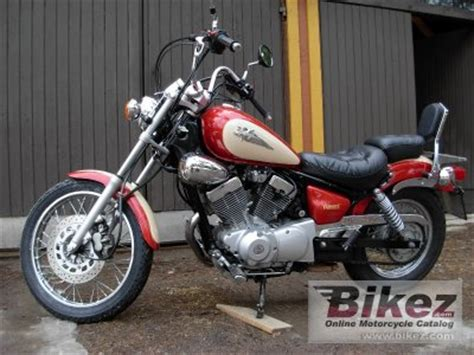 2000 Yamaha XV 250 Virago specifications and pictures
